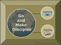 Great Commission to God & Make Disciples