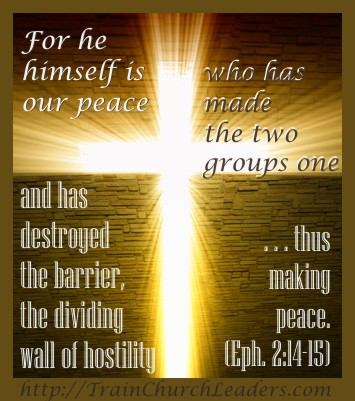 Jesus is Our Peace