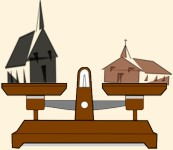 Attitudes Develop when Comparing or Competing over Church Facilities