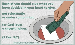 Integrity in Giving from the Heart