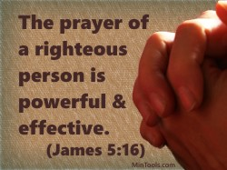 Prayer is Powerful - Foolish Not to Pray in Decision-Making