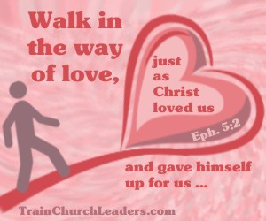 Walking in Love Includes our Communication