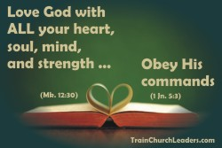 Love for God is Motivation to Obey Him
