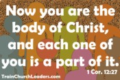 Communication Imperative in the Body of Christ