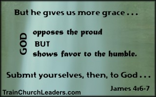 Humility - How God View the Humble