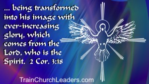 Transforming Work of the Spirit