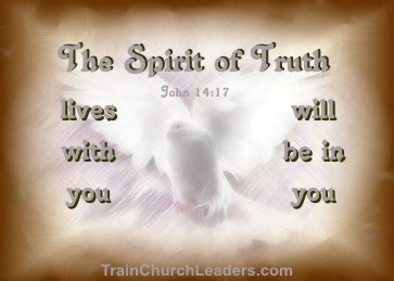 Power to Maintain Proper Focus due to the Holy Spirit