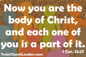 Coordination in the Church as a Body