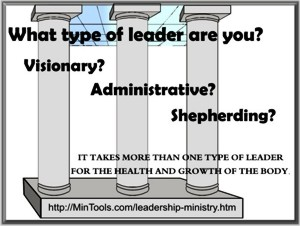 Different Types of Leaders Benefit Building Projects